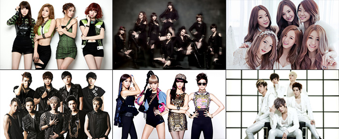Decorate Your Smartphone with Your Favorite K-Pop Stars Using the Star Launcher App!