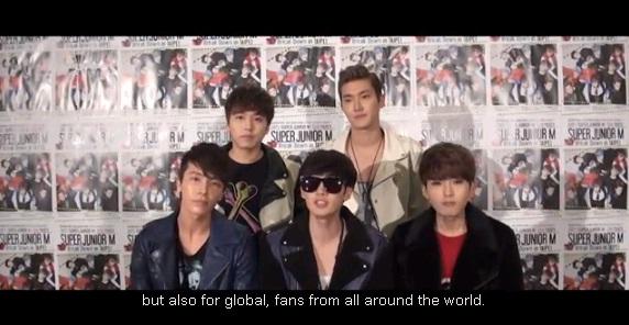 Super Junior Announces Google+ Hangout Event