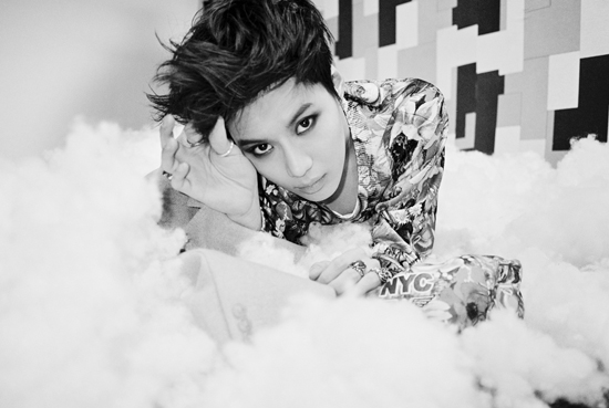 "Taemin's ""Dream Girl"" Teaser Images Revealed"