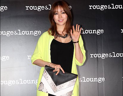 Yoon Eun Hye, Jung Yong Hwa and Other Glam Celebs Attend Brand Launching Party