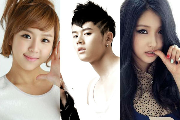 "Idol Version of ""Love and War 2"" to Star ZE:A's Dong Joon, Jewelry's Ye Won and 4minute's Nam Ji Hyun"