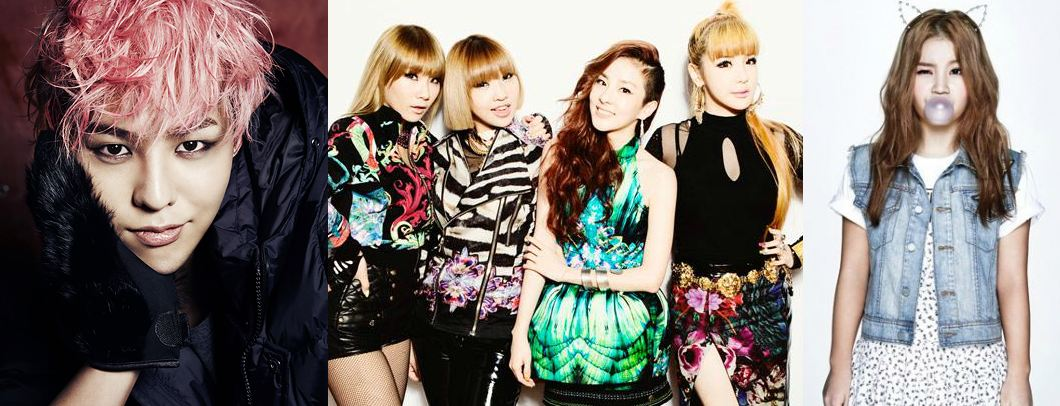 G-Dragon, 2NE1 and Lee Hi Will Make Comebacks in March