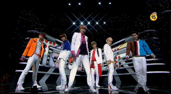 "Teen Top Performs ""Missing You"" and ""Miss Right"" for Inkigayo Comeback Stage"