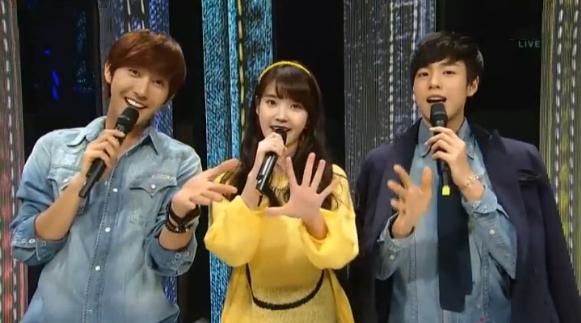 SBS Inkigayo 03.03.13