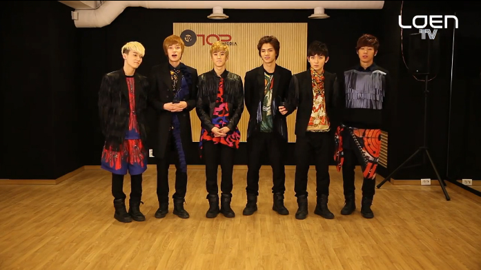 """Teen Top Teaches Their Choreography for """"Miss Right"""""""