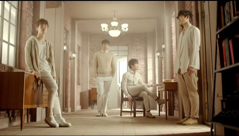 """2AM Releases Vocal Version MV for """"One Spring Day"""""""