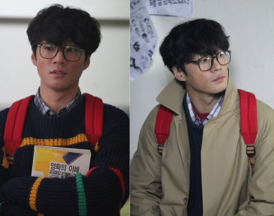 "Lee Chun Hee Transforms Into a Preppy College Student for ""Like a Fairytale"""
