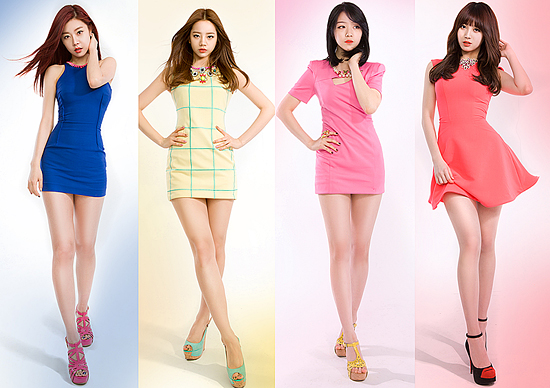 Girl's Day Talks About Their No-Dating Rule
