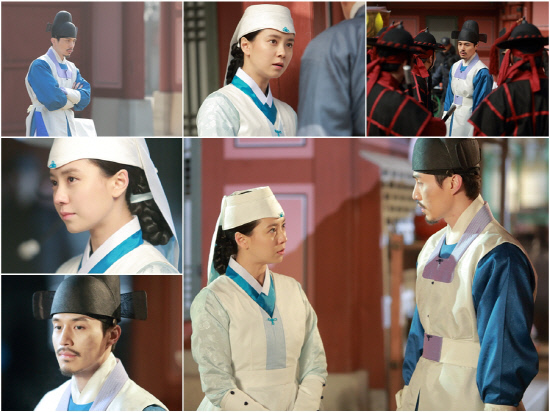 """""""Heaven's Order"""" Stills Showing Lee Dong Wook and Song Ji Hyo Released"""