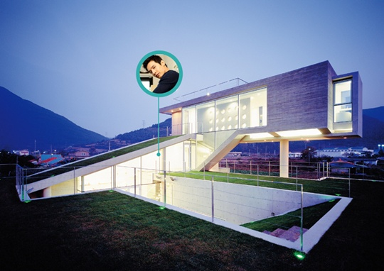 Go So Young and Won Bin's Home Revealed!