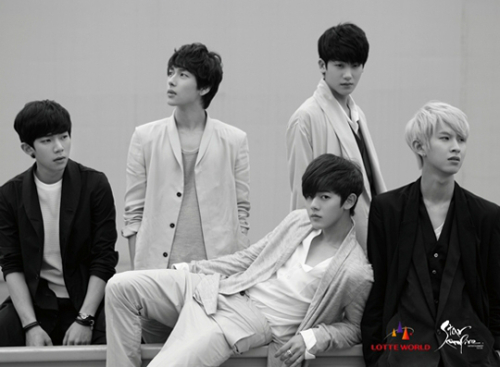ZE:A-FIVE Had Successful Showcase, First Music Program Performance Coming Up!