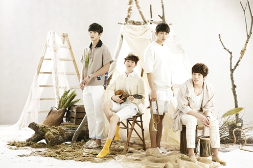 Weekly K-Pop Music Chart 2013 – March Week 5