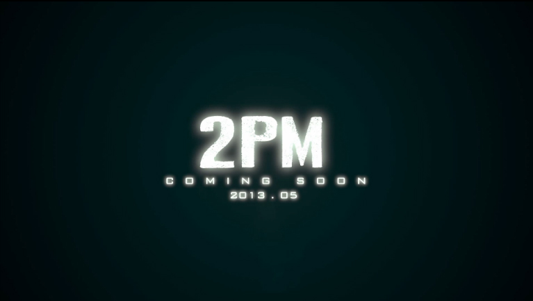 2PM Announces May Comeback, Reveals Teaser Trailer