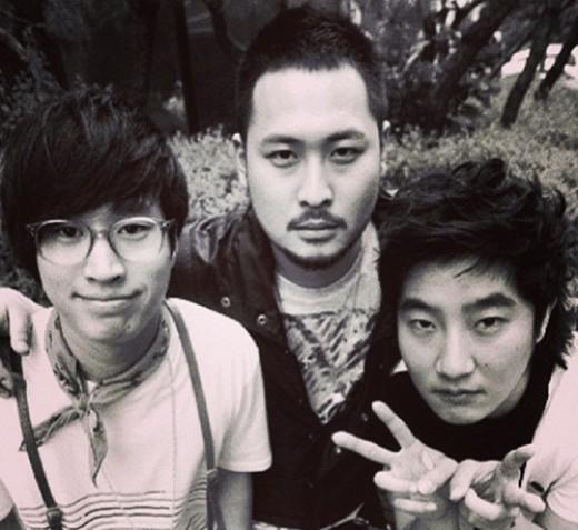 Tablo Shares Old Photo of Epik High