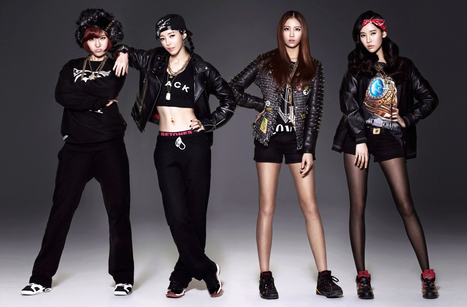 GLAM Talks About Their Newfound Sisterhood