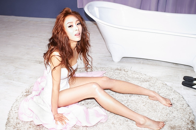 """G.Na Sheds Happy Tears For """"Music Bank"""" Win"""