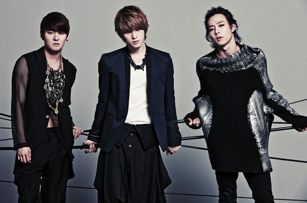 JYJ Prepares Hard for Their Tokyo Dome Performance