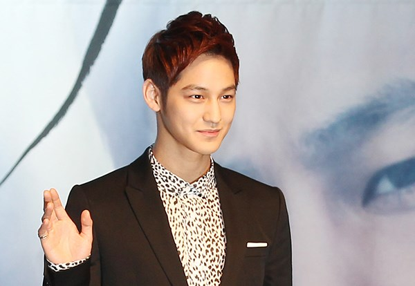 Kim Bum Says It Takes Three Days for His Six Pack To Go Away