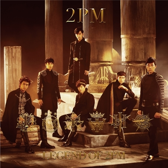 2PM's Undisclosed New Song to be Theme for Japanese Drama