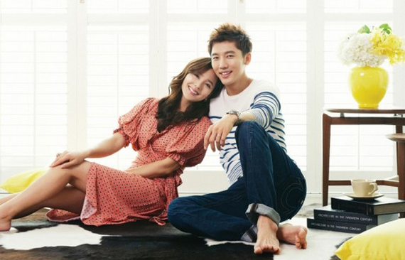 Eugene Shows Off Her Birthday Present from Her Loving Husband Ki Tae Young