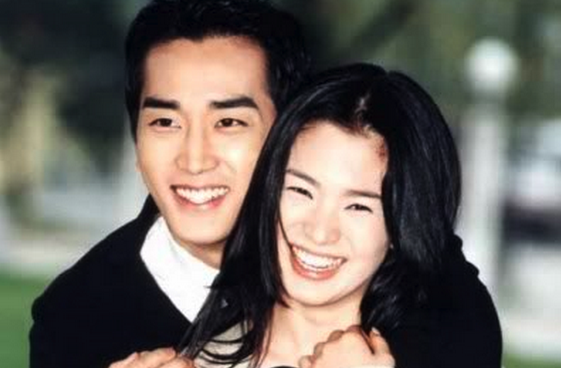 Kim Tae Hee And Song Seung Heon