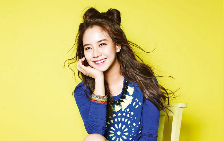 "Song Ji Hyo Looking Adorable For ""Yesse"""