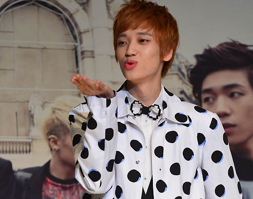 Teen Top's Niel Was Hit On By a Girl Group Member