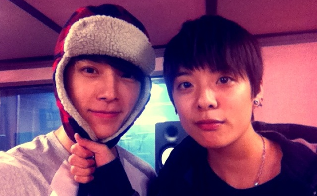 Super Junior's Donghae and f(x)'s Amber Are Siblings?!