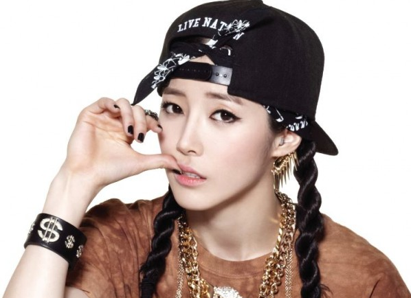 GLAM Reveals Zinni's Teaser Image For Upcoming Single