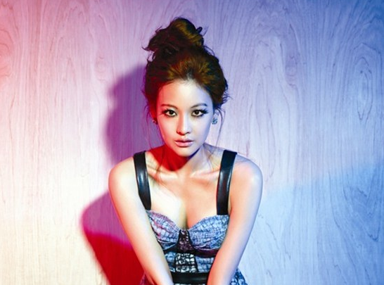 Oh Yeon Seo Gives Fans An Adorable Status Update