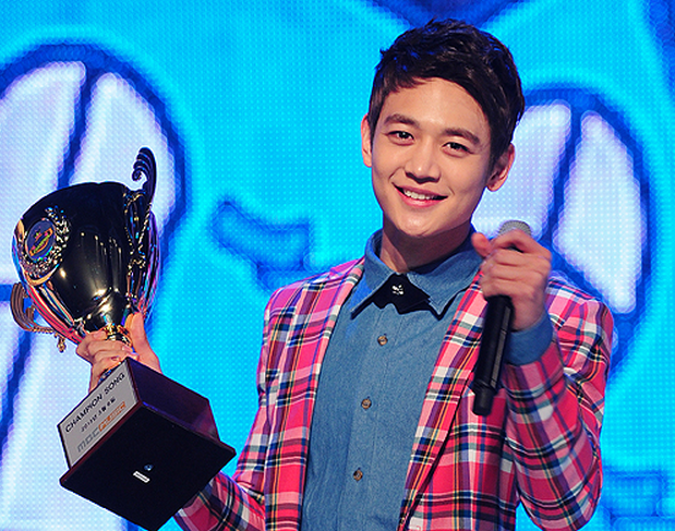 "SHINee's Minho Reveals His ""Dream Girl"""