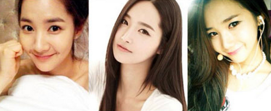 "Park Min Young, Kim Yu Mi And Yoo Ara Scrutinized For ""Looking Like Triplets"""