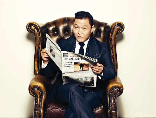 PSY Gives More Details about Upcoming Single