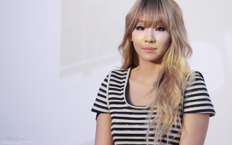 2NE1's CL Looks Breathtakingly Gorgeous Wearing Red Lipstick