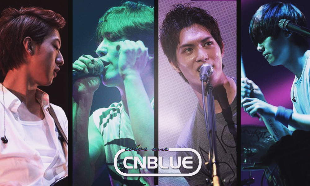 CNBLUE's Japanese Arena Tour DVD Reaches #1 on Oricon Charts