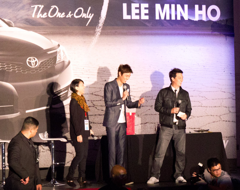 [Fanmeet] The One and Only – Lee Min Ho