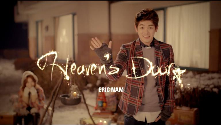 """Eric Nam Releases English Ver. MV for """"Heaven's Door"""""""
