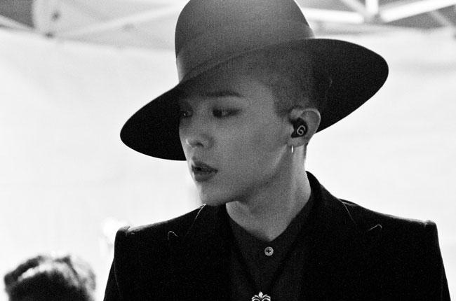 "G-Dragon: ""I've Wandered and Made Mistakes Because of My Early Debut"""