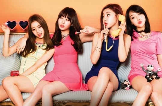 Will Girl's Day Give Out Free Hugs If They Reach #1?