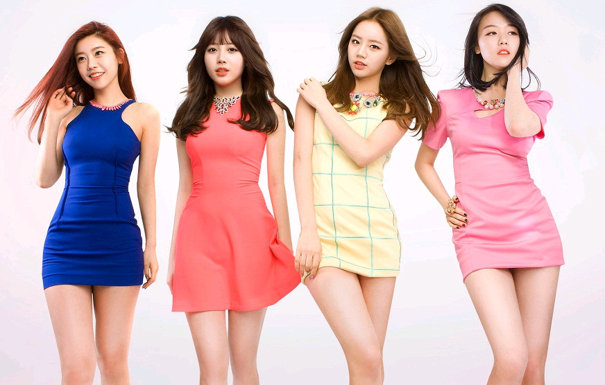 """Girl's Day Releases Making of Video for """"Expectation"""""""
