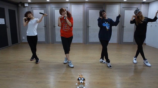 """GLAM Reveals Dance Practice for """"In Front of the Mirror"""""""