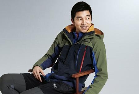 "Gong Yoo is All Geared Up for Outdoors Brand ""Discovery Expedition"""