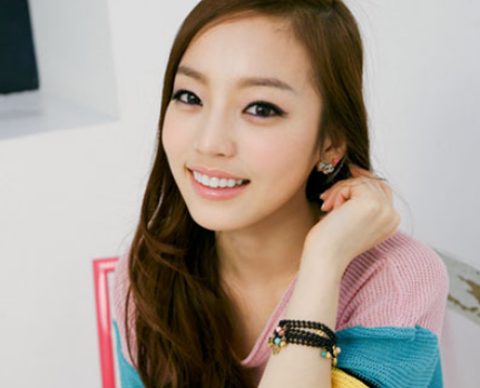 Goo Hara Appeared in a School Textbook Before Her Debut