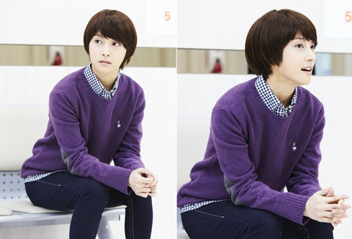 Kara's Gyuri Transforms into a Handsome Boy for Upcoming Drama