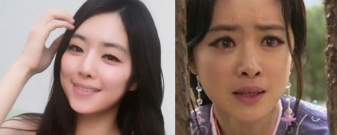 Actress Hong Soo Ah Denies Plastic Surgery Rumors