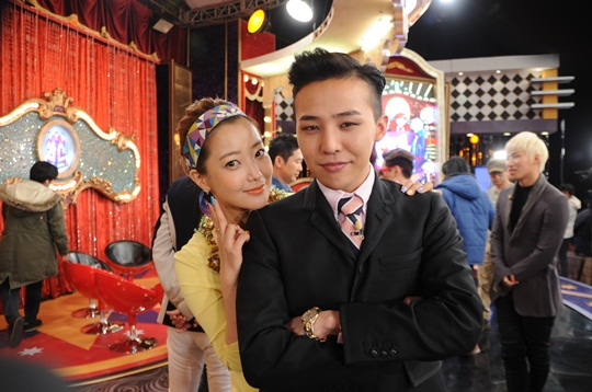 "Kim Hee Sun: ""G-Dragon Is My Grandson"""