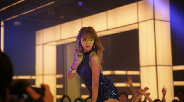 "Hyorin: ""My Body Is in the Top 5 Among Idols"""