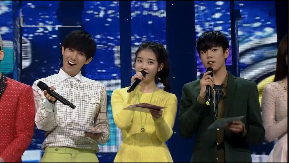"""SBS Inkigayo 03.24.13 – Lee Hi's """"It's Over"""" Takes First Win"""
