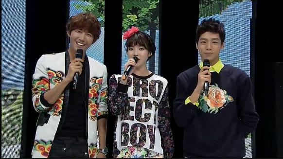 Inkigayo 03.10.13
