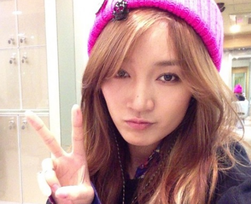 miss A's Jia Looks Gorgeous And Chic on Her Recent Selca